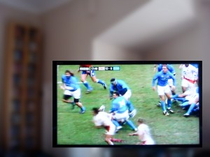 Telewizor - wg. człowieka