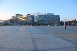 Warszawa - budynek Metropolitan