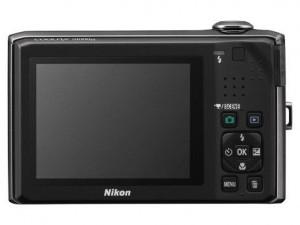 Nikon COOLPIX S1000pj - tył